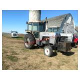 1975 White 2-105 2wd, 4,558 hrs, 3pt (no top link)