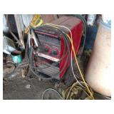 Lincoln Electric Wire Matic 225 wire feed welder,