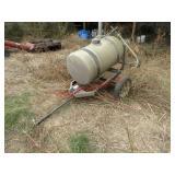 Lawn Sprayer, 75 gallon, 10
