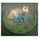 """5 1/4"""" N Peacock at the Urn ind. Ice Cream Bowl –"""