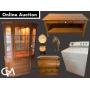 Fine Handmade Furniture, Household Items & Decor - Online Auction Henderson, KY