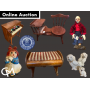 Furniture, Dolls, Antiques, Tools, & Household Misc. - Online Auction Chandler, IN