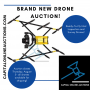 Brand New Drone Auction
