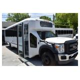 Ford F550 Passenger Bus
