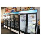 Refrigerated Coolers