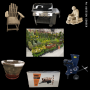Mother's Day Flowers, Lawn & Garden Auction
