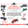 Grace Senseney Living Estate Auction