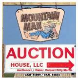 Friday Auction & Bingo 6:30 PM