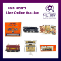 Train Hoard Live Online Auction