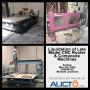 Liquidation Of Late Model CNC Router & Composite Machines
