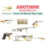 Court Ordered Gun Auction