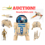 Star Wars/Science Fiction Collectible Auction