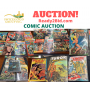 Comic Book Collection Auction