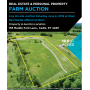 Farm, Home, & Personal Property Auction