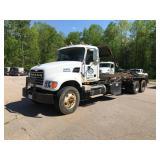 2006 Mack CV713 Granite TA Roll-Off Truck
