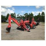 Ditch Witch 7020D Cable Plow/Trencher