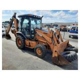 2005 Case 580M Series 2 Backhoe Loader