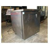 True Stainless Single Door Refrigerator $500 #124