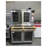 Lang Full Size Convection Oven w/Warmer $1500#138