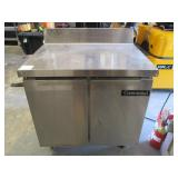 Two Door Refrigerated Work Top #143 $600