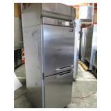 Hobart Freezer/Refrigerator Combo (#157) $1000