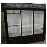 Turbo Air 3 dr Refrigerator (#170) $1900