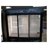 Turbo Air 3 Door Refrigerator  (#175) $1900