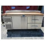 "Randell SS 68"" Cooler/Prep Table (#192) $1200"