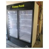 True 2 Door Freezer (#210) $1900