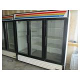 True 3 Door Refrigerator Merchandiser (223) $2000