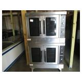 Hobart Double Stack Convection Oven (245)