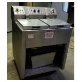 Auto-Cook Double Fryer (247)