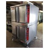 Blodgett Double Stack Elect. Oven (305)