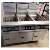 (295) Pitco Gas Fryer $1400