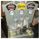 (250) Refrigerated Liquor Dispenser $350