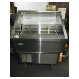 (313) Open Merchandiser Cooler $500