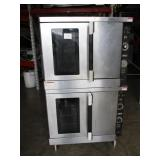 (326) Hobart Double Oven, Gas $1800