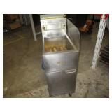 (338) Dean Gas Fryer $400