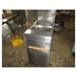 (349) Fry Master Gas Floor Fryer $350