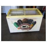 AHT Ice Cream Freezer 30x48x25 (361) $600