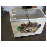 Metal Frio Ice Cream Freezer 30x41x26 (369) $500