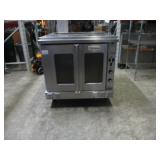 US Range Gas Convection Oven w/casters 39x38x38  (