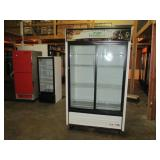 TRUE 2Dr Narrow Merchandiser Refrigerator $1,500