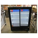 TRUE 2Dr Merchandiser Refrigerator (393) $650