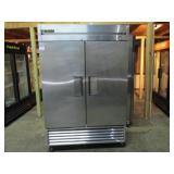 True 2Dr SS Refrigerator (399) $1,800