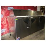 Turbo Air Prep Table w/ Refrigerated Base (424)