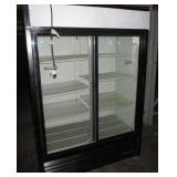 True 2 Glass Door Refrigerator (268)  $1400
