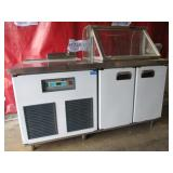Lieam Yih S.S. Refrigerated Cooler (425) $1,000.00