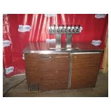 Beverage-Air Kegerator   ($700)