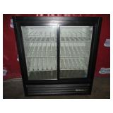 True Glass 2  Door Soda Merchandiser   ($750)